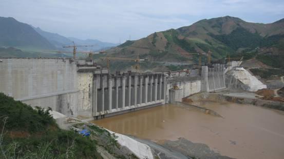 越南SonLa水电站