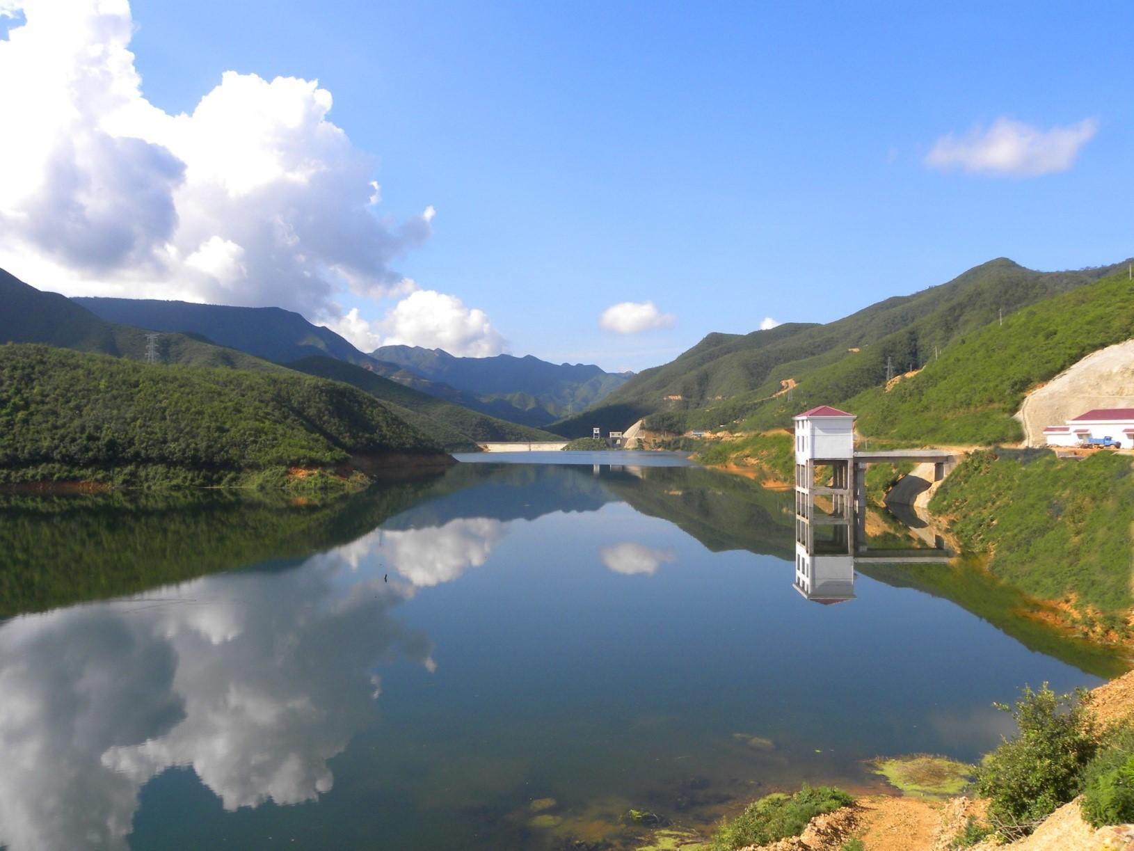 云南王家滩供水工程