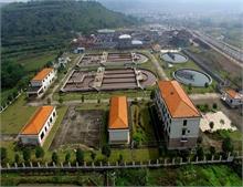 桂阳县污水处理厂